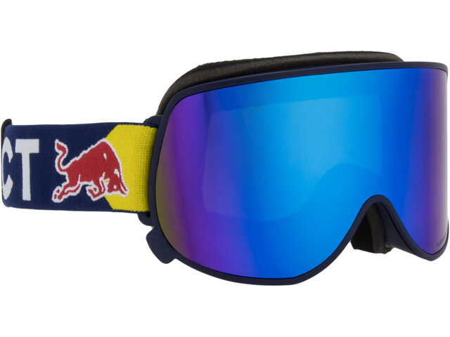 Red Bull SPECT Magnetron Eon Gogle, light blue/blue snow